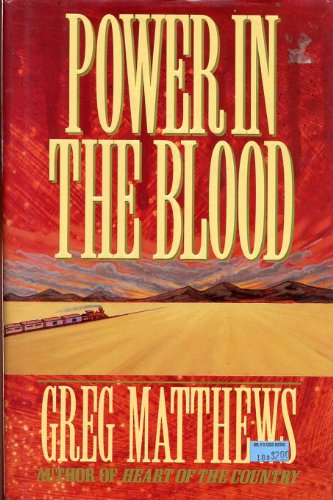 9780060179694: Power in the Blood