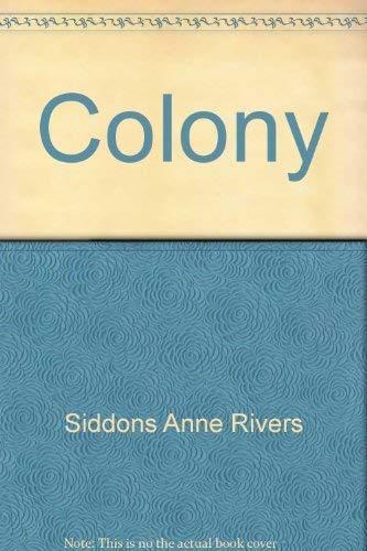 9780060179915: Colony