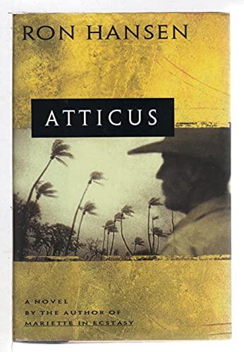 9780060182175: Atticus: A Novel