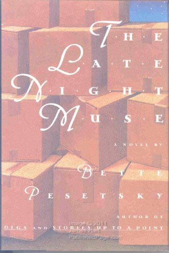 The Late Night Muse: Pesetsky, Bette