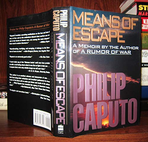 Means of Escape: Caputo, Philip