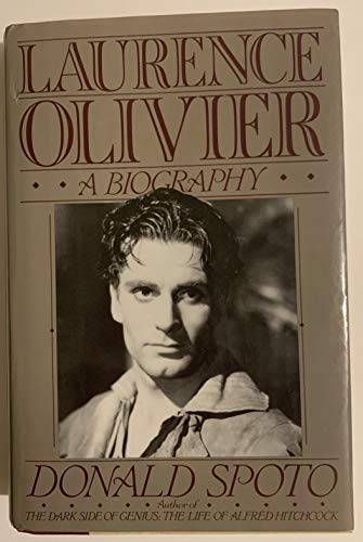 9780060183158: Laurence Olivier: A Biography