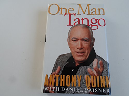 9780060183547: One Man Tango