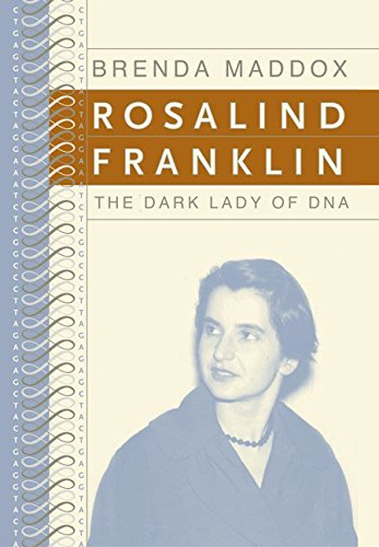 9780060184070: Rosalind Franklin: The Dark Lady of DNA