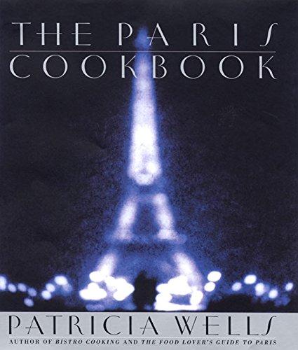 9780060184698: The Paris Cookbook