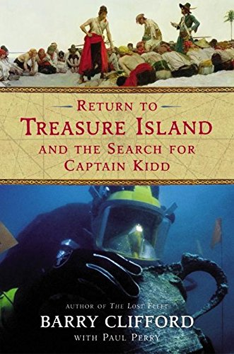 9780060185091: Return to Treasure Island and the Search for Captain Kidd