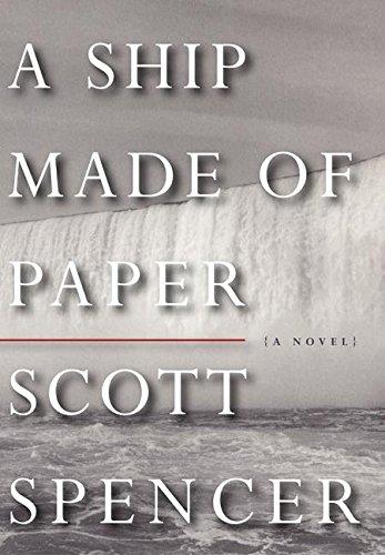 Ship made of paper: Spencer, Scott