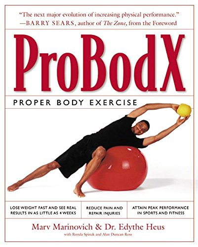 9780060185398: Probodx: Proper Body Exercise: The Path to True Fitness