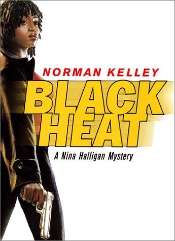 9780060185428: Black Heat: A Nina Halligan Mystery
