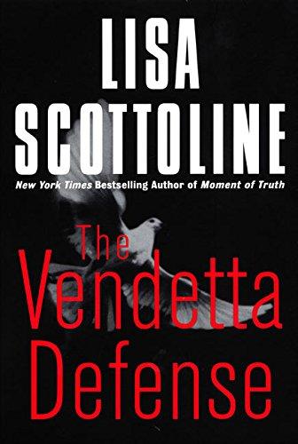 9780060185596: The Vendetta Defense