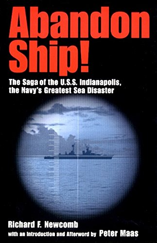 9780060185602: Abandon Ship!: The Saga of the U.S.S. Indianapolis, the Navy's Greatest Sea Disaster