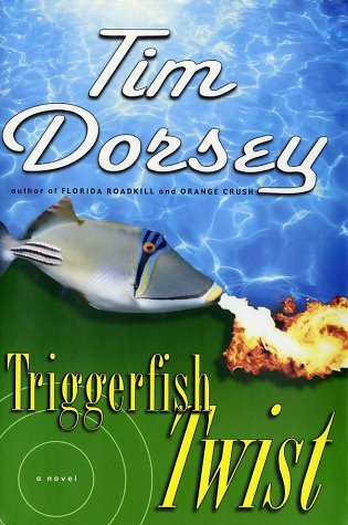 9780060185718: Triggerfish Twist: A Novel