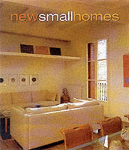 9780060185879: New Small Homes