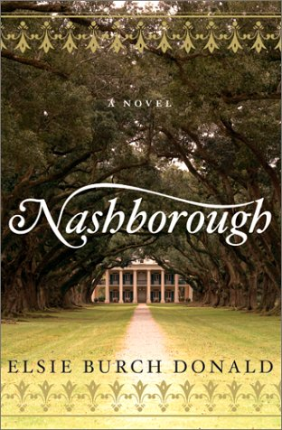 9780060186333: Nashborough: A Novel