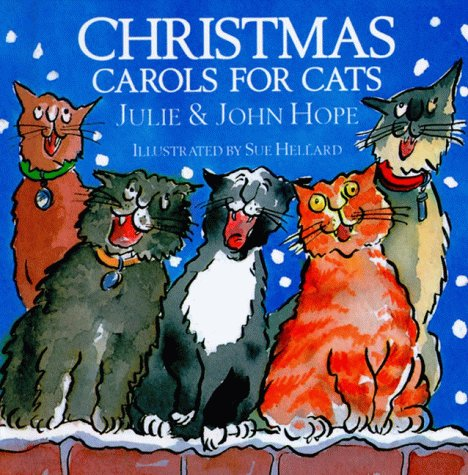 9780060186470: Christmas Carols for Cats