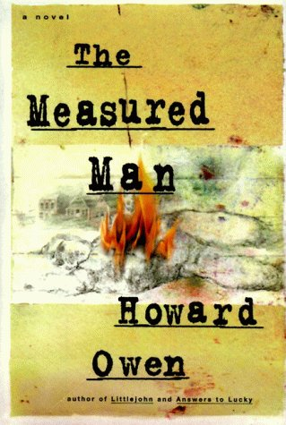 9780060186548: The Measured Man: A Novel
