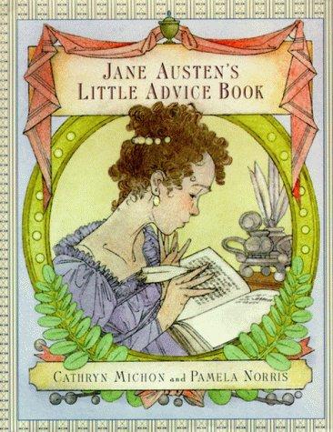 9780060187071: Jane Austen's Little Advice Book