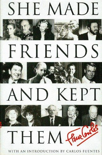 9780060187132: She Made Friends and Kept Them: An Anecdotal Memoir