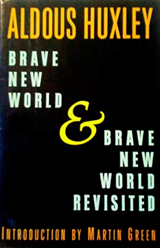 9780060187224: Brave New World & Brave New World, Revisited