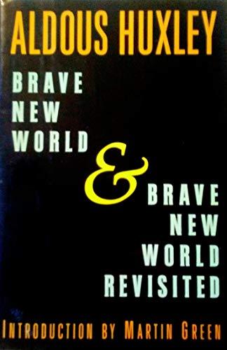 9780060187224: Brave New World & Brave New World, Revisited