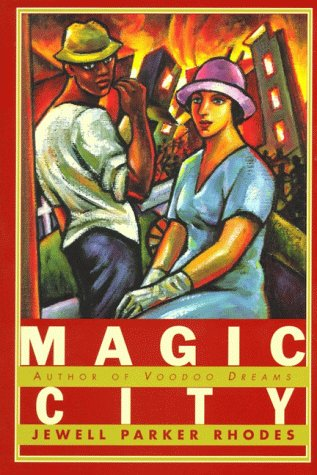 Magic City: Rhodes,Jewell Parker