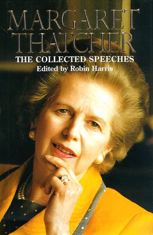 9780060187347: The Collected Speeches of Margaret Thatcher
