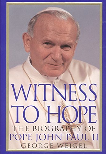 9780060187934: Witness to Hope: The Biography of Pope John Paul II