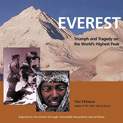 9780060188061: Everest: Triumph and Tragedy on the World's Highest Peak