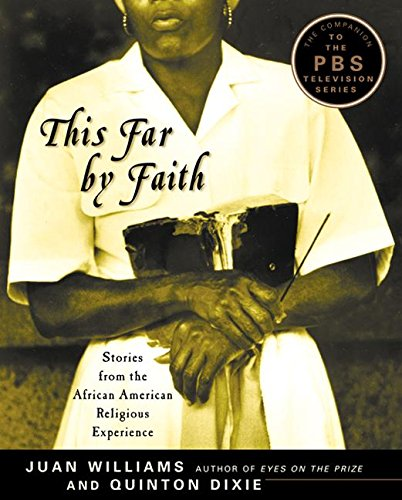 9780060188634: This Far by Faith: Stories from the African American Religious Experience
