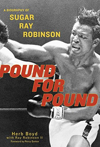 9780060188764: Pound for Pound: A Biography of Sugar Ray Robinson