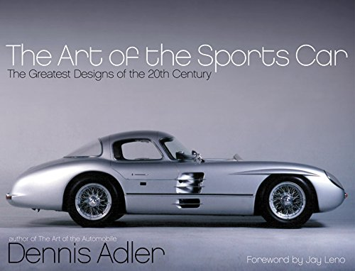 9780060188856: The Art of the Sports Car: The Greatest Designs of the 20th Century