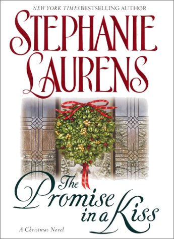 9780060188887: The Promise in a Kiss: A Cynster Christmas Novel