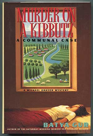 9780060190262: Murder on a Kibbutz: A Communal Case