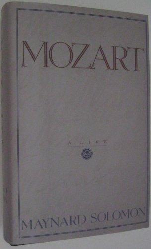 9780060190460: Mozart: A Life