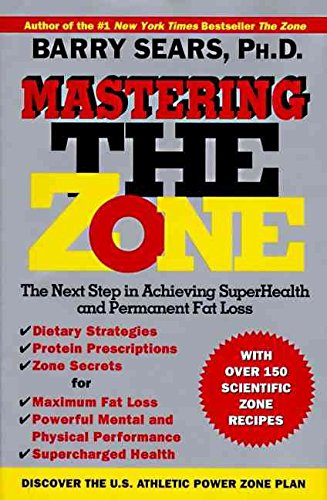 9780060191306: Mastering the Zone