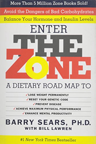 9780060191313: Zone Dietary Road Map
