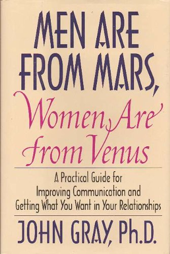9780060191320: Men Are From Mars, Women Are From Venus