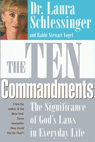 9780060191382: The Ten Commandments: The Significance of God's Laws in Everyday Life