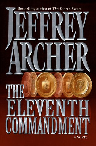 9780060191504: The Eleventh Commandment: A Novel