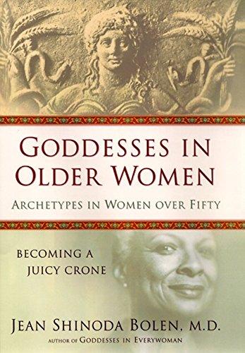 9780060191528: Goddesses in Older Women: Archetypes in Women Over Fifty
