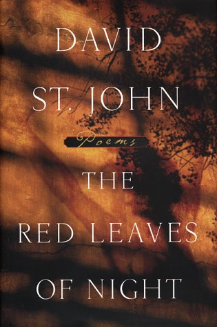 9780060192839: The Red Leaves of Night