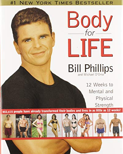 9780060193393: Body for Life: 12 Weeks to Mental and Physical Strength