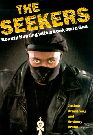 9780060193430: The Seekers : A Bounty Hunter's Story