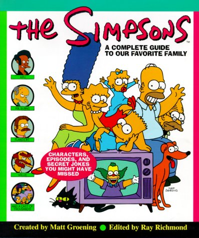 9780060193485: The Simpsons : A Complete Guide to Our Favorite Family
