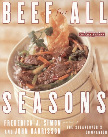 9780060193829: Beef for All Seasons: A Year of Beef Recipes