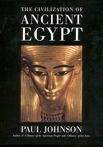 9780060194345: The Civilization of Ancient Egypt