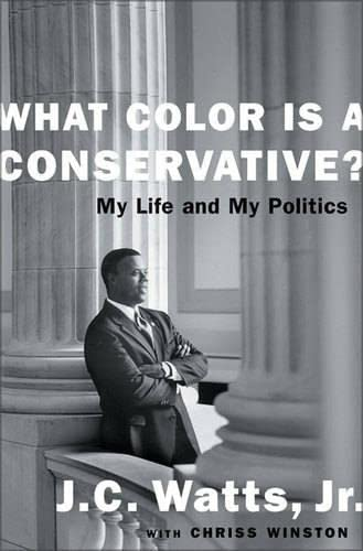 What Color is a Conservative? My Life and My Politics