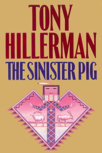 9780060194437: The Sinister Pig (Hillerman, Tony)