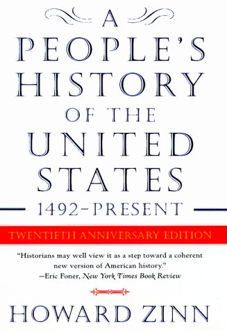 9780060194482: A People's History of the United States: 1492 to the Present