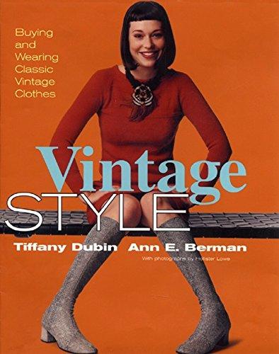 9780060194758: Vintage Style